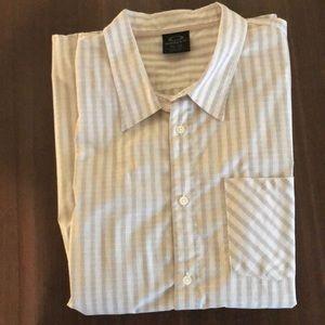 Men's Oakley button down shirt
